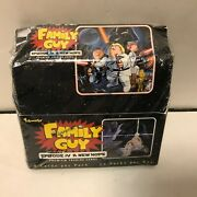 Family Guy Star Wars A New Hope Factory Sealed Trading Card Wax Box