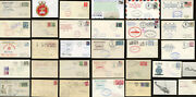 Canada Hmcs Navy Ships Covers..incl.ww2 Censored Signed Commem Etc. Each Priced