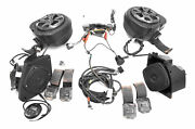 17 Can-am Commander 1000 Efi 4x4 Audio System Speakers