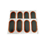10 Rema Tip Top F2 Oval Patches - Bicycle Flat Tire Tube Puncture Repair Kit