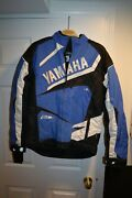 Yamaha Velocity Outlast Snowmobile Jacket Men's Size Small S Insulated Blue
