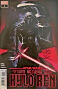 Star Wars The Rise Of Kylo Ren 1-4 Complete Run All Signed By Charles Soule.