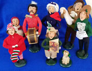 Byers' Choice, The Carolers Series. Lot Of 8 Figurines