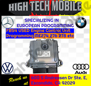 Fbs4 Used Me Programming Service 2769004500 Mercedes Benz Engine Computer