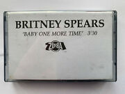 Britney Spears - ...baby One More Time - Unplayed Jive Promo Cassette Single