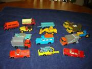 Vintage Matchbox 15 Nice And Hard To Find Matchbox Cars In Vg To Ex Cond Nice