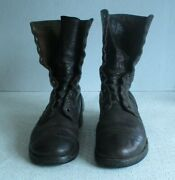 Ww 2 Us Army Or Marine Corps Combat Boots Size 8 1/2 W