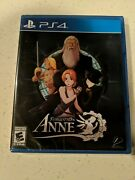 Forgotton Anne Forgotten Limited Run Games Ps4 Free Shipping New Playstation 4