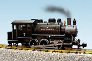 Usa Trains G Scale R20060 Dockside 0-6-0t Steam Locomotive Colorado And Southern 7