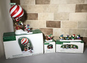 Department 56 North Pole Series Lot Of 3 Accessories / 56438 56.56838 56.56709