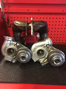 Bmw E90 E91 335i Is Xi N54 Billet - Pair Of Turbo Chargers Turbochargers 07-13