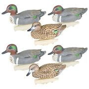 Flambeau 8015suv Storm Front 2 Classic Green-winged Teal Decoys
