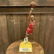 90's Michael Jordan Limited Body Sign Figure Shipped From Japan
