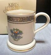 Lenox Kirin Beer White Mug Collection 1990 Cultivate Peace And Harmony With All