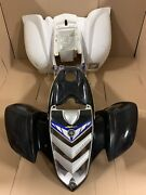Yamaha Raptor 660 Plastics Fenders Grill Front Rear 2001-2005 Grill Nose Ce1
