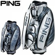 Ping Golf Menand039s Cart Caddy Bag Luxury Model Type9.5 X 47 Inch 4.4kg Blue Cb-d201