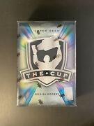2019-20 Upper Deck The Cup Hockey Hobby Box Sealed