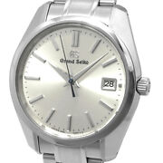 Free Shipping Pre-owned Grand Seiko Menand039s Quartz Sbgv205 9f82-0aa0 Limited