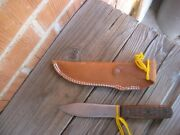 1960s Vintage 5 Blade John Russell - Green River Works Fine Hunting Knife Usa