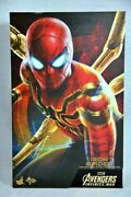 Hot Toys Iron Spider Marvel Avengers Infinity War 1/6 Scale Collectible Figure