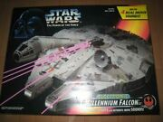 Rebel Alliance Star Wars Electronic Millennium Falcon Figure W/ Lights And Sounds