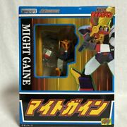 Sunrise Mechanical Action Series Might Gaine Cmand039s Robot Figure Japan Shipped
