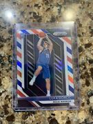Luka Doncic Red White And Blue Panini Prizm Rookie Card