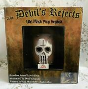 Neca Reel Toys The Devil's Rejects Otis Mask Prop Replica Figure Limited Edition