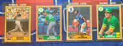 1987 Topps Mlb Baseball Complete Hand Collated Sets 1-792 - 5 Available.