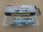 Tomica Limited Vintage Lv-23a Hino Rb10 Type Transportation Bus 1/64 Minicar