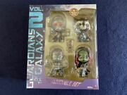 Hot Toys Special Cosbaby Velvet Hair Vol.2 Guardians Of The Galaxy Set Figure