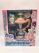 bandai Pretty Cure Splash Star Excellent Series Fairy Carafe Figure With Box
