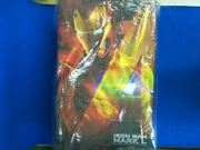 Hot Toys Iron Man Mark 50 Movie Masterpiece Diecast 1/6 Action Figure With Box