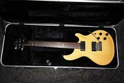Dean Hard Tail Pro 6 Strings Natural Electric Guitar W/ Hard Case Made In Japan