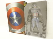 Hot Toys The First Avenger Captain America 1/6 Figure With Box Japan Shipped