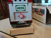 Hess 1997 Toy Truck With Racers New In Box