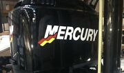 Mercury Racing Outboard Engine Decals 20 Inch Set