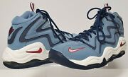 Nibauthentic Nike Air Pippen Sneakers 325001 403 Work Blue University Red 8