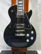 Epiphone Les Paul Modern Graphite Black Electric Guitar Shipped From Japan