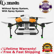 G06/v2.0 4axis Agricultural Drone Frame Quadcopter Drone Assembled 6l Water Tank