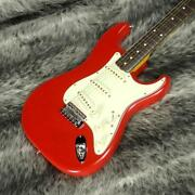 Fender Souichiro Yamauchi Stratocaster Red Electric Guitar Made In Japan