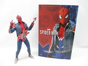 marvel's Spider-man Spider Punk Suit Version 1/6 Hot Toys Figure With Box