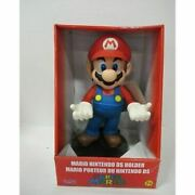 nintendo Ds Holder Super Mario F4f Porteur Figure Shipped From Japan