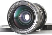 [near Mint] Contax Pc Distagon Carl Zeiss T 35mm F/2.8 Aeg Lens From Japan 5913