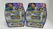 Lot Of 2 The Grossery Gang Series 5 Time Wars 16 Grosseries Surprise Pack New