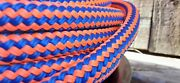 1/2 X 150 Ft. Double Braid-yacht Braid Polyester Rope. Us Made