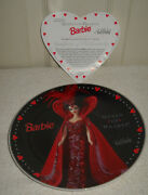 11095 Jc Penney Enesco Bob Mackie Queen Of Hearts Limited Edition Plate