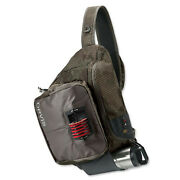 New 2021 Orvis Guide Sling Fly Fishing Pack In Camo Color - Free Us Ship