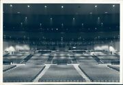 1963 Photo Kern County Towns Bakersfield Civic Auditorium 7x9 Vintage Image