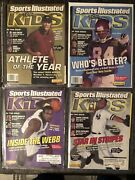 2001 Full Year 13 Si Sports Illustrated For Kids Magazines. Plus January 2002